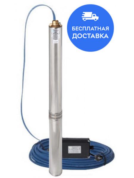 Насос погружной Водолей БЦПЭ 0,3-40У 1m3/h-2m3/h