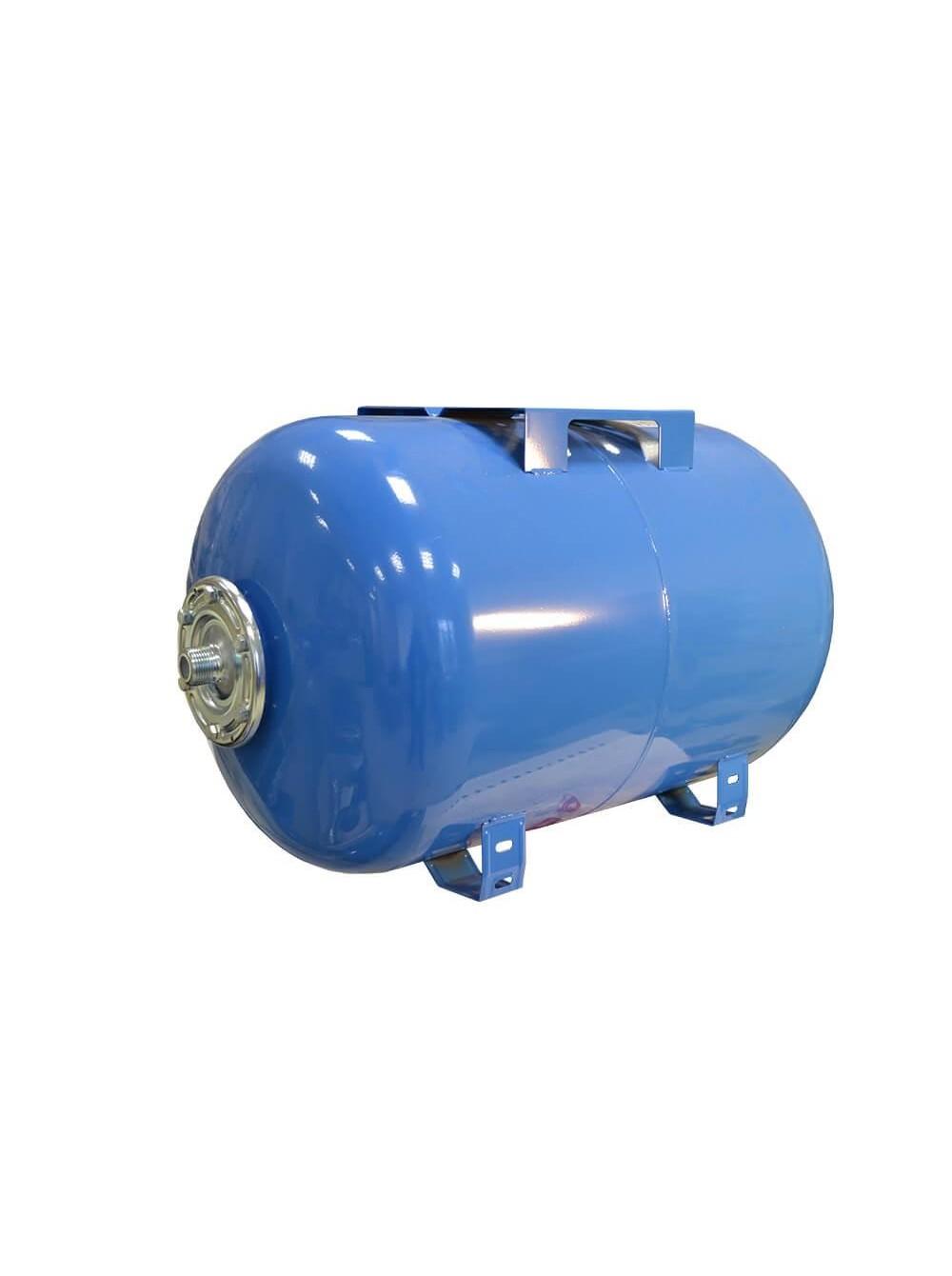 Гидроаккумулятор для воды Euroaqua 100L горизонтальный цена