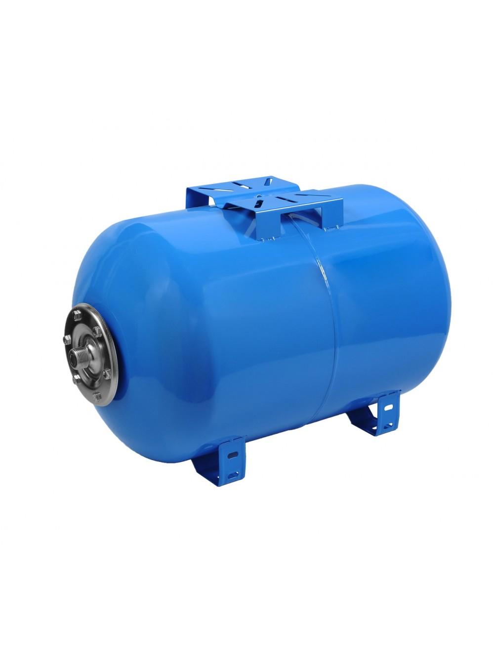 Гидроаккумулятор для воды Euroaqua 50L горизонтальный цена
