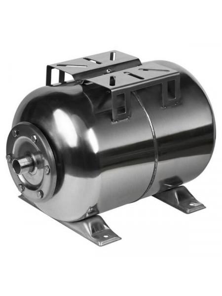 Гидроаккумулятор нержавеющий для воды Euroaqua 50L горизонтальный