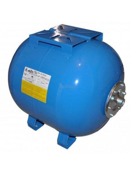 Горизонтальный гидроаккумулятор для воды Elbi AFH-100 CE