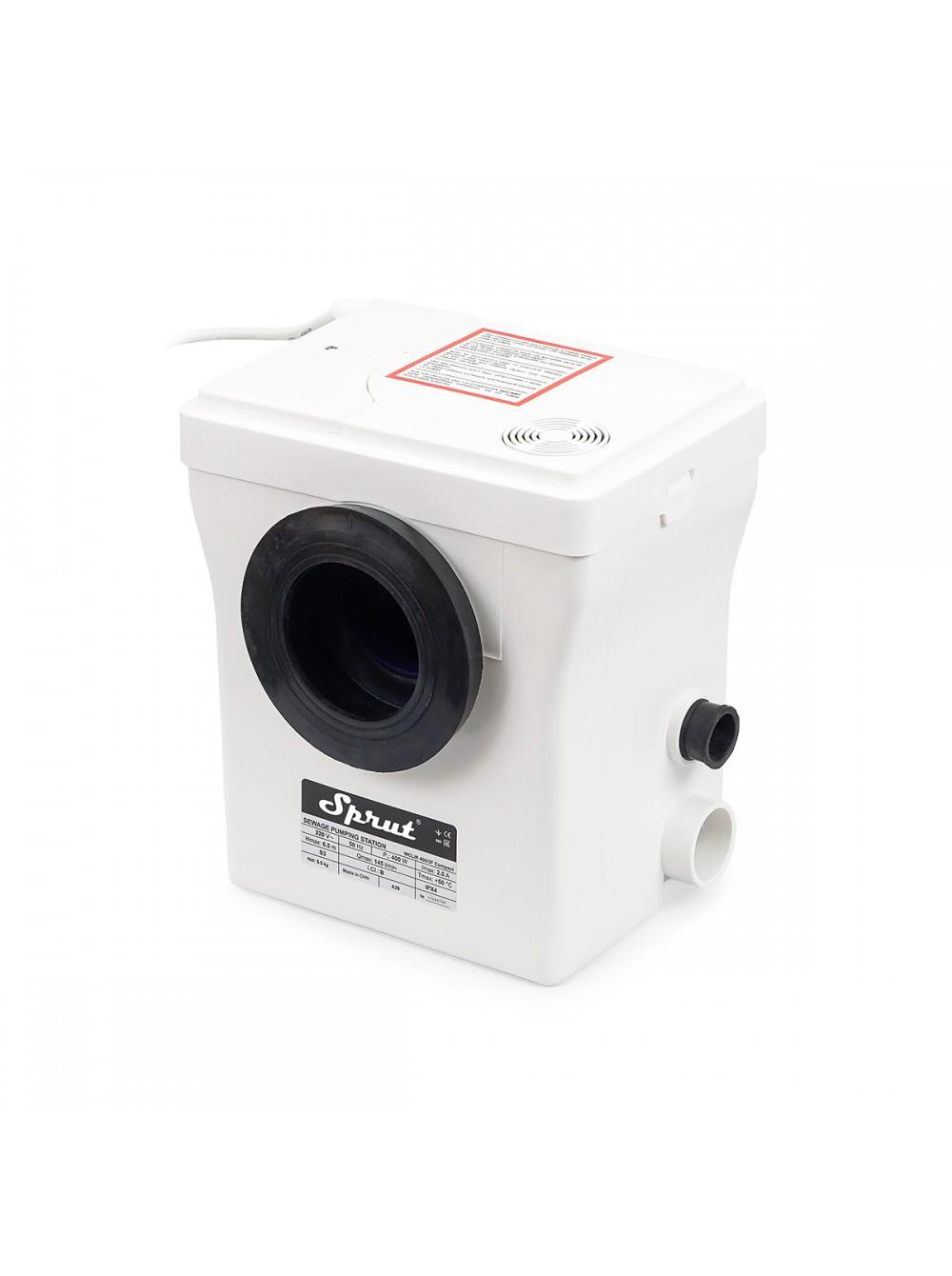Канализационная установка Sprut Wclift 400/3F Compact цена