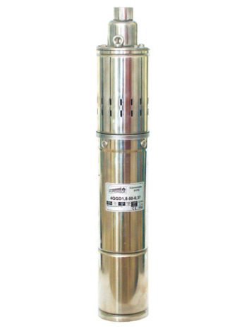 Насос шнековый Euroaqua 4 QGD 1,5-60-0,5 кВт