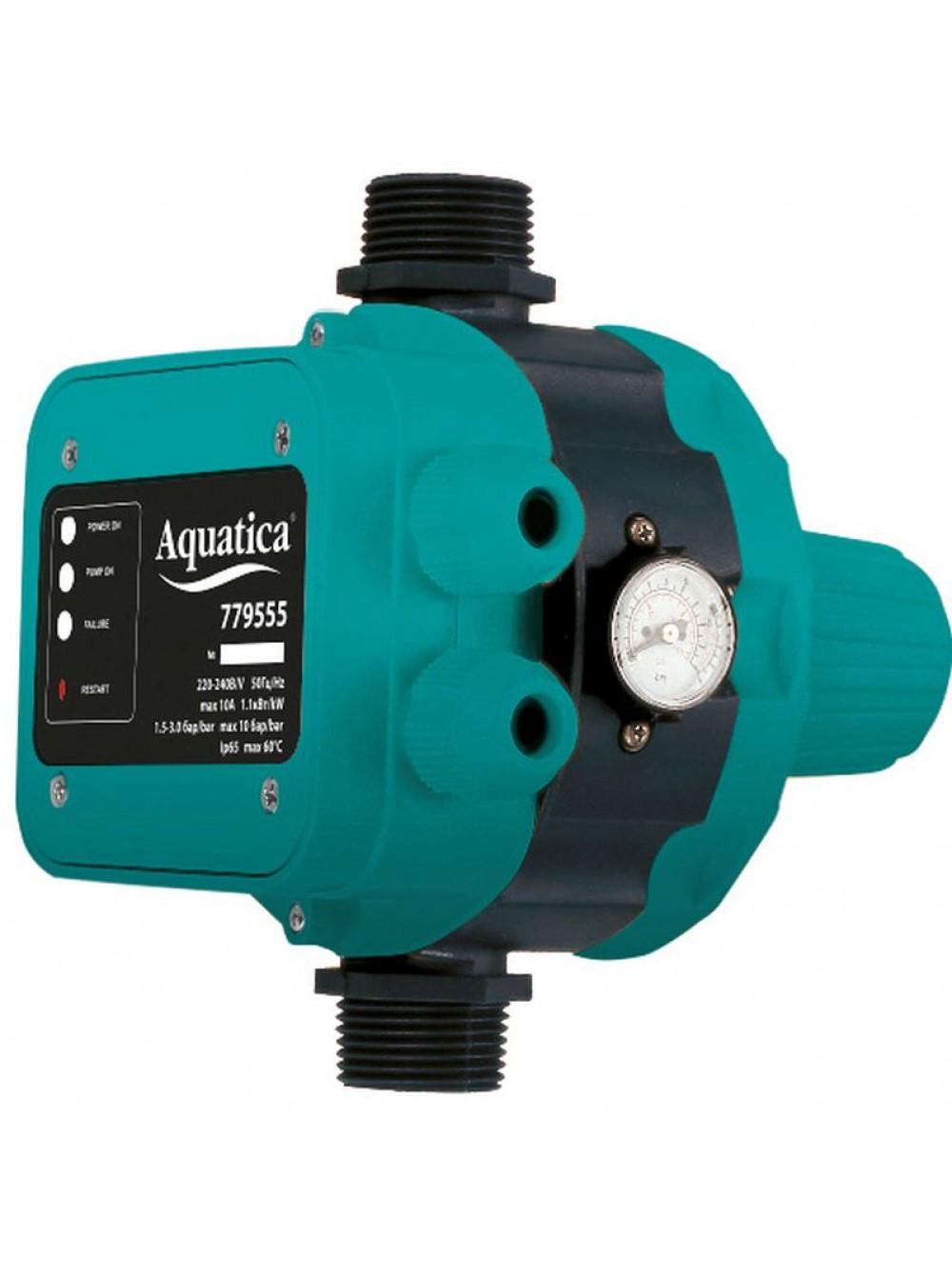 Электронный контролер давления Aquatica 779555 цена