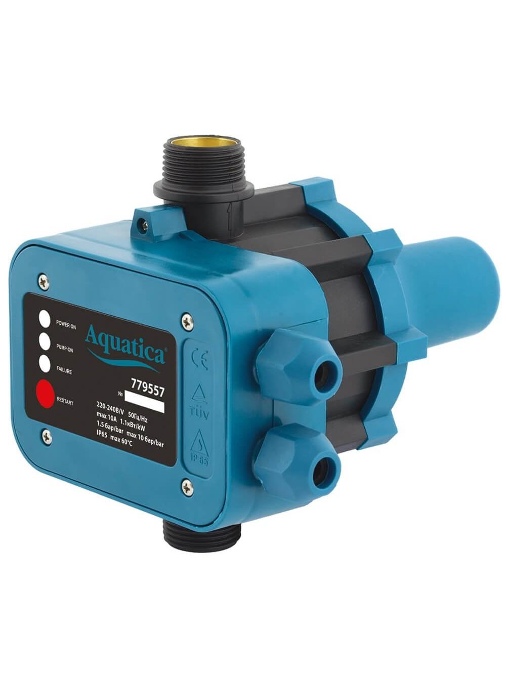 Электронный контролер давления Aquatica 779557 цена