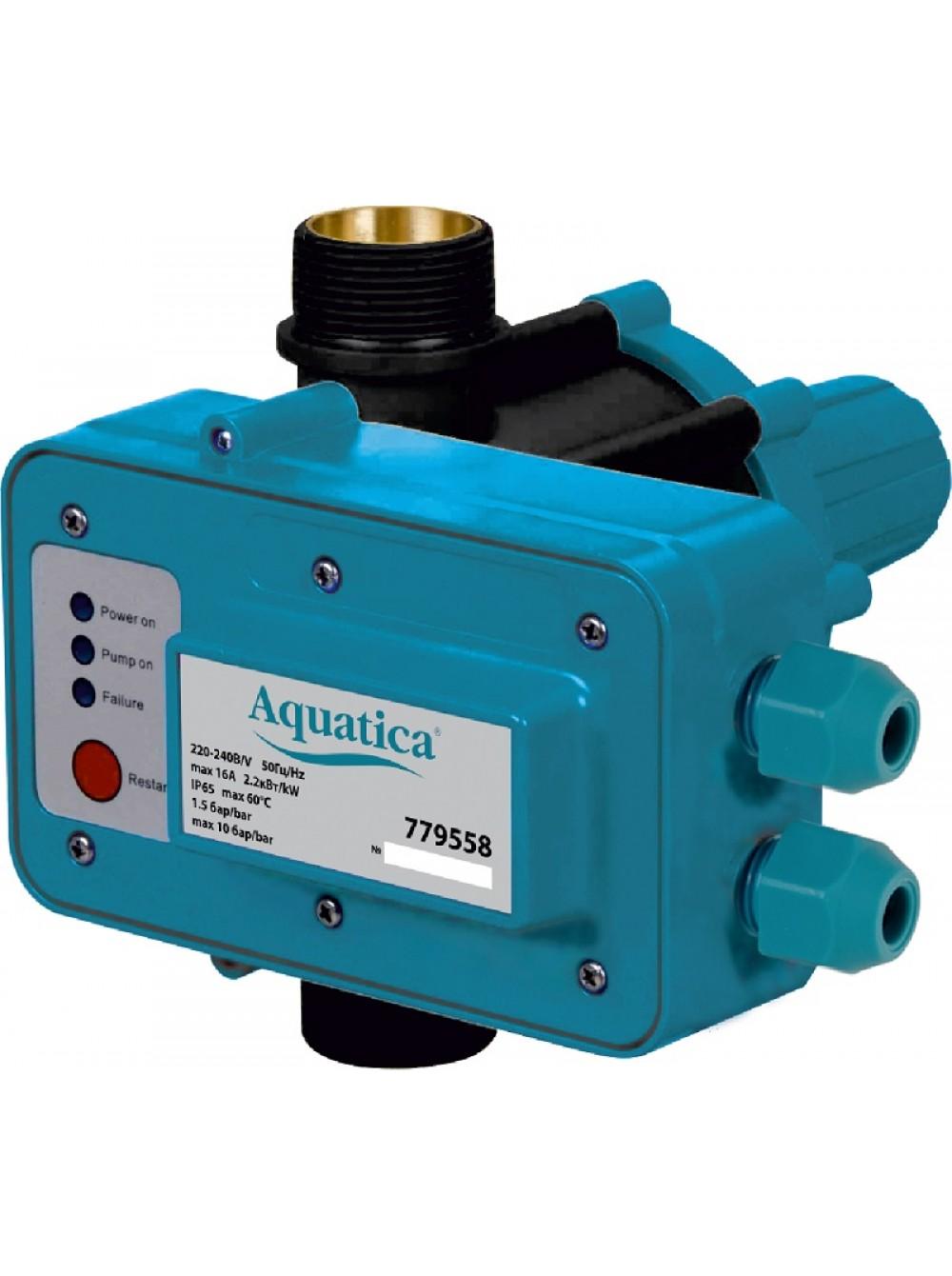 Электронный контролер давления Aquatica 779558 цена