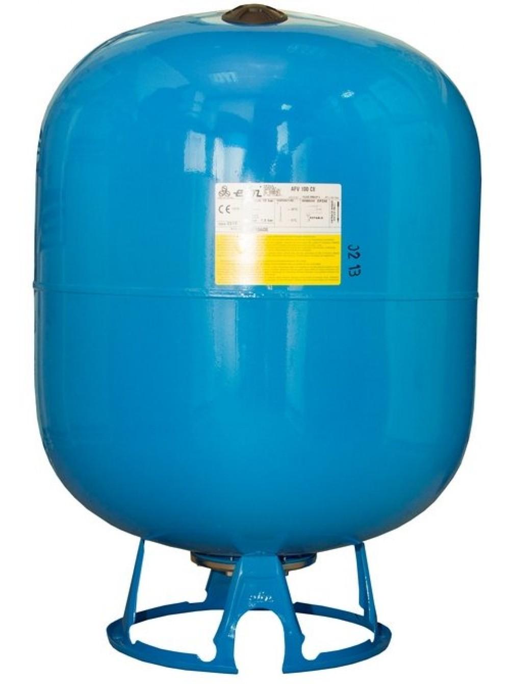 Вертикальный гидроаккумулятор для воды Elbi AFV-100 CE цена