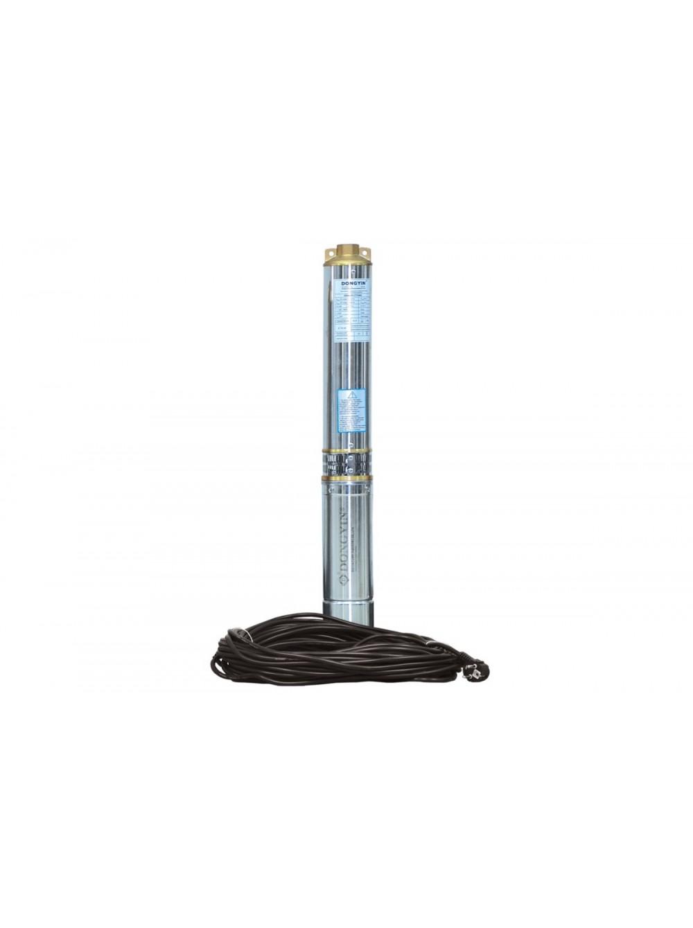 Насос погружной центробежный Aquatica 777390 0,37 кВт; h-34м, кабель 20м цена