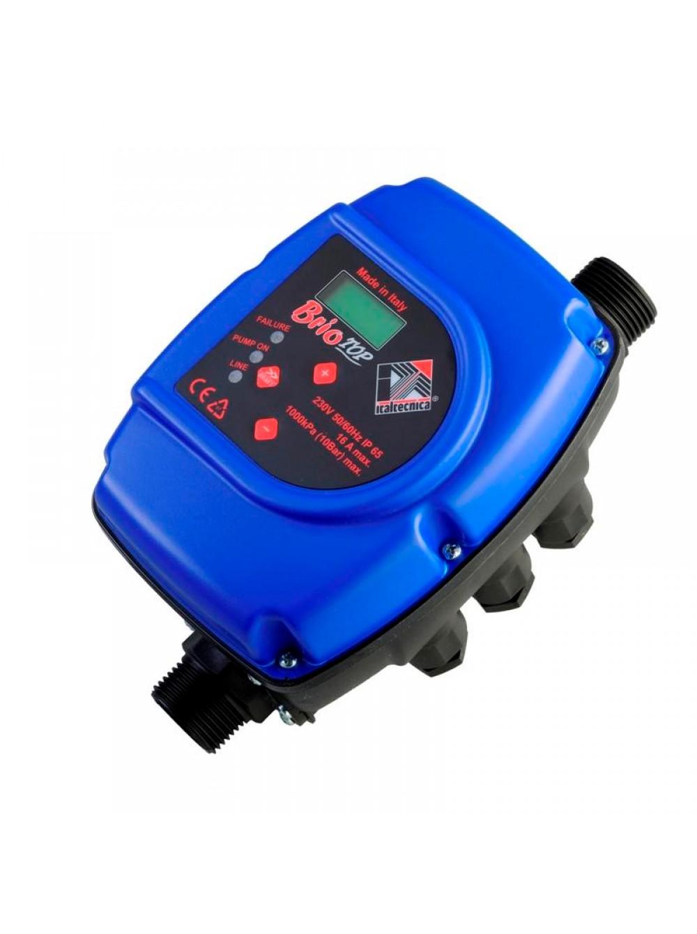 Электронный регулятор давления BRIO-TOP  Italtecnica цена