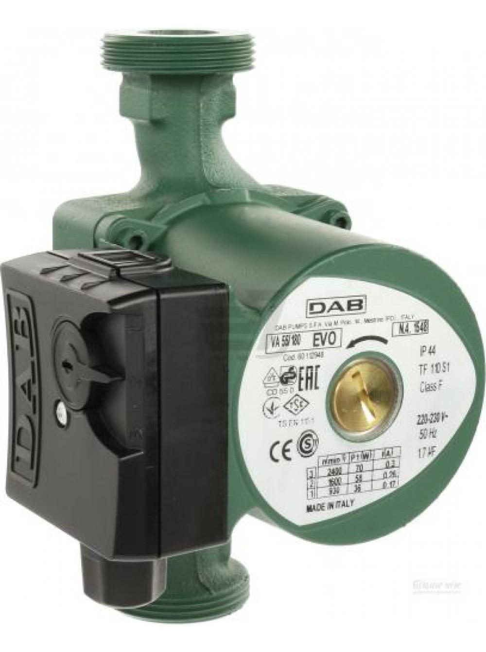 Насос циркуляционный для отопления DAB 55/180 Оригинал цена