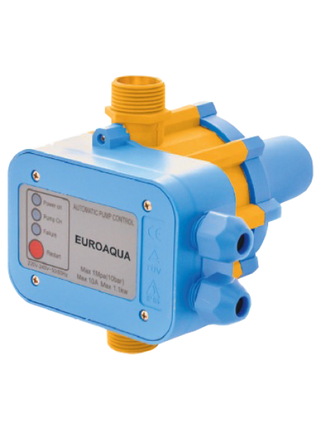 Электронный контролер давления Euroaqua SKD-1 Auto