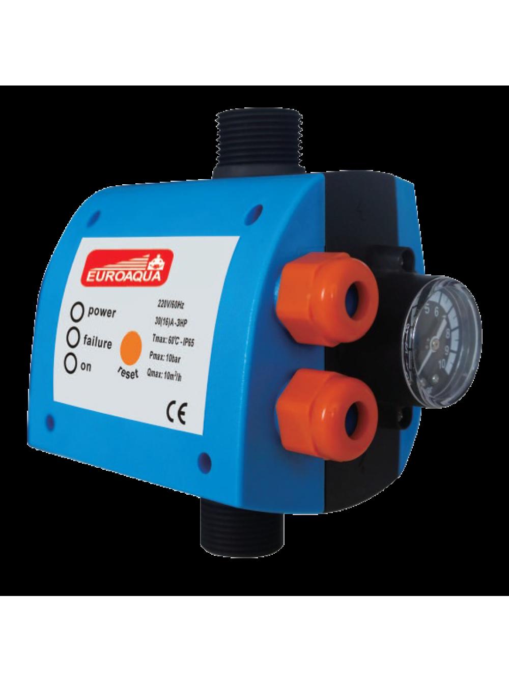 Электронный контролер давления Euroaqua SKD-12 цена