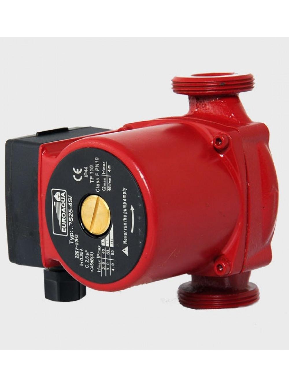 Насос циркуляционный для отопления Euroaqua GPS 25/4-130 цена