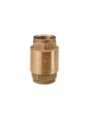 """Обратный клапан для насоса 1"""" внутренняя резьба италия Itap"""