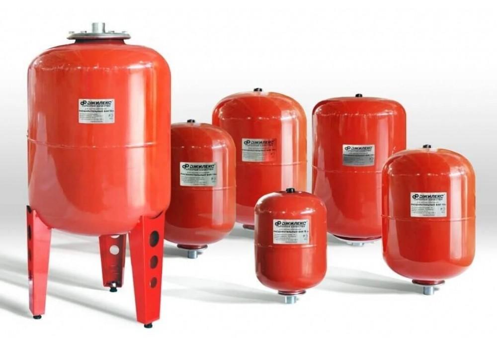 Как выбрать расширительный бак для водоснабжения и отопления?